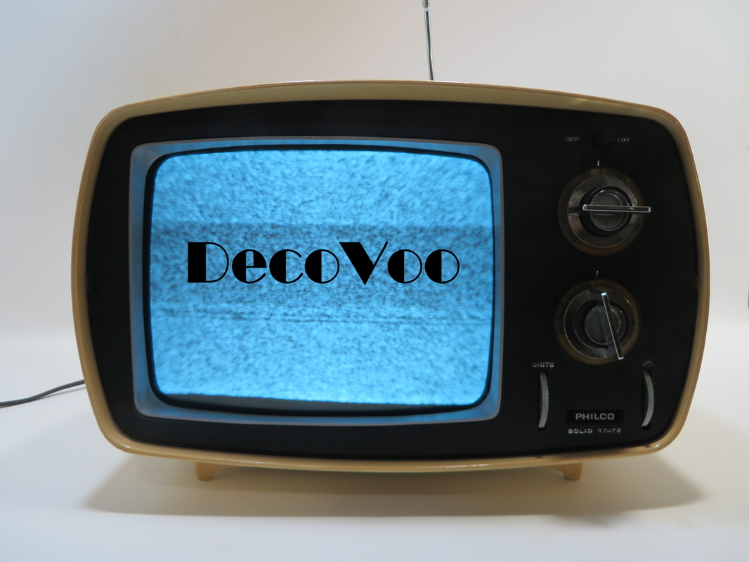 Decovoo Philco TV